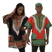Light Weight Traditional Dashiki @ $20 Each
