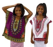 Traditional African Children's Dashiki @ $20 Each